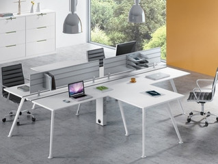 סדר וניקיון בשולחן המשרדי