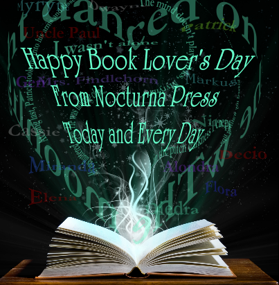 Happy Book Lover's Day