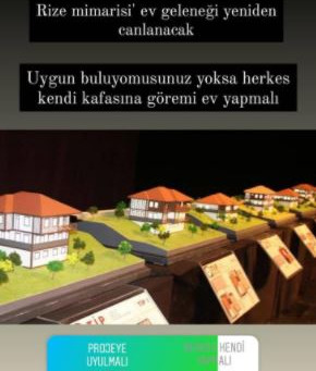 Yöresel Mimariye Atıf