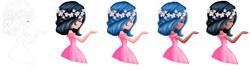 little girl development skin and hair co
