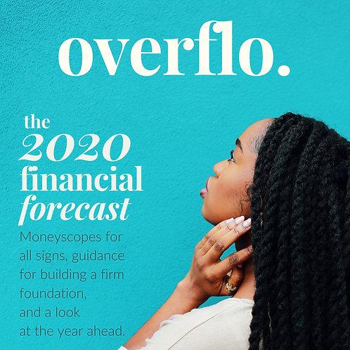 2020 Financial Forecast