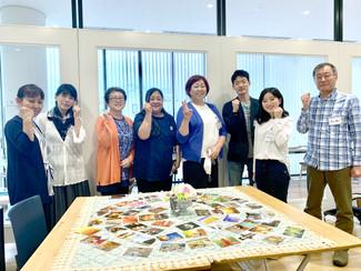 つながる菊Caféプロジェクト