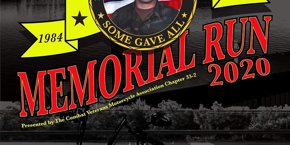 2020 1st Annual Robbie Mariano Memorial Run