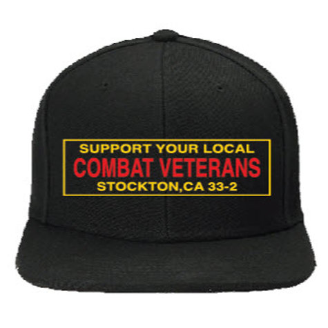 Chapter Support Hat
