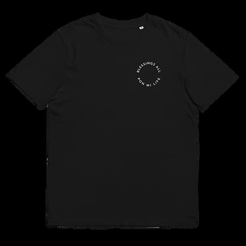 BLESSINGS - Unisex organic cotton t-shirt