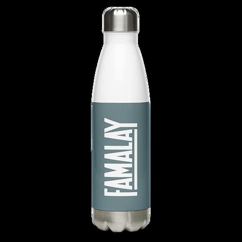 Stainless Steel Water Bottle - FAMALAY
