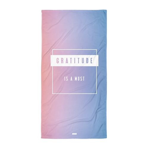 Towel - GRATITUDE