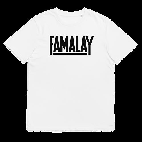 FAMALAY - Unisex organic cotton t-shirt