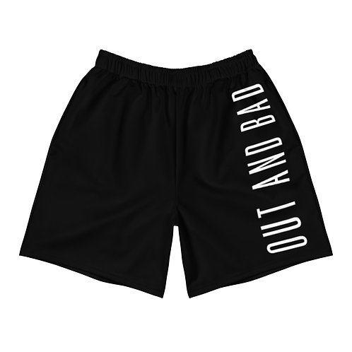 SPORT SHORTS FOR MEN - OUT AND BAD