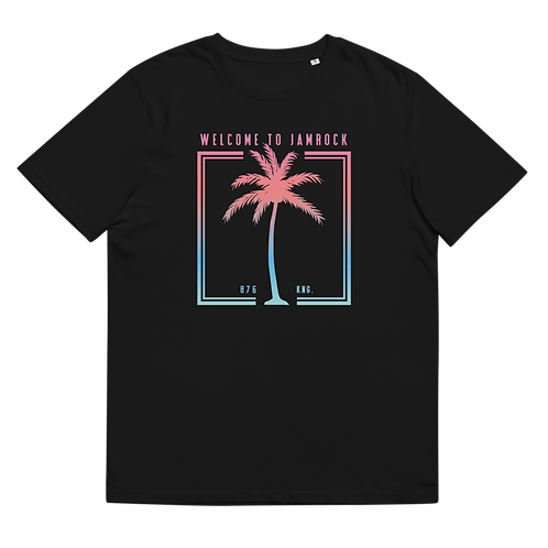 JAMROCK - Unisex organic cotton t-shirt