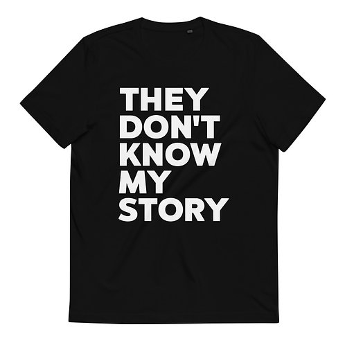 SHIRT UNISEX - THEY DON'T KNOW