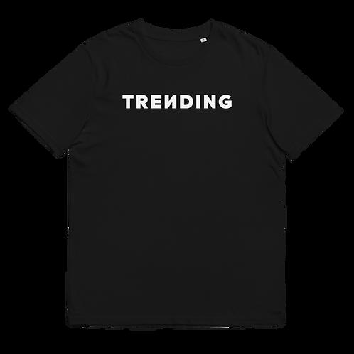 TRENDING - Unisex organic cotton t-shirt