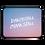 Thumbnail: Laptop Sleeve - DANCEHALL CYAAN STALL