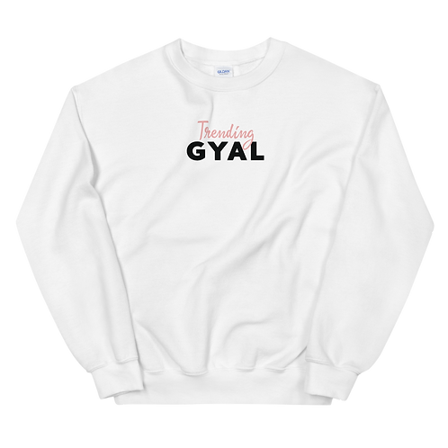 Unisex Sweatshirt - Trending GYAL