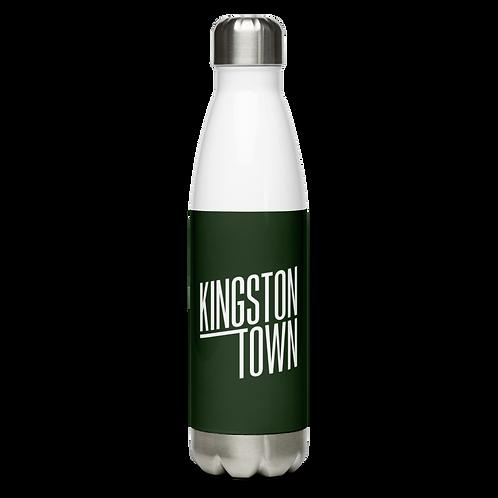 Stainless Steel Water Bottle - KINGSTON TOWN