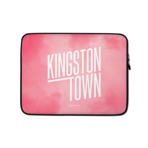 Laptop Sleeve - KINGSTON TOWN