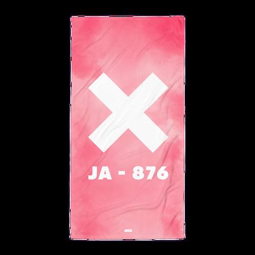 Towel - X JA 876