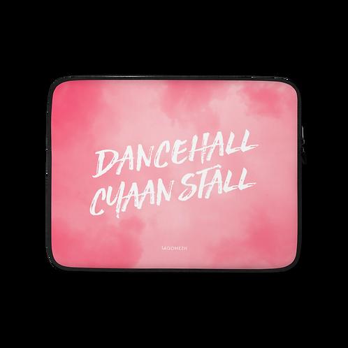 Laptop Sleeve - DANCEHALL CYAAN STALL
