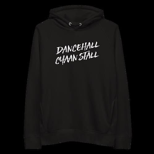 Unisex hoodie - DANCEHALL CYAAN STALL
