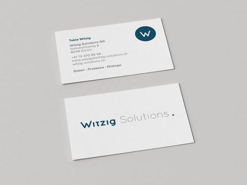 Witzig Solutions
