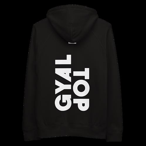 Unisex hoodie - TOP GYAL