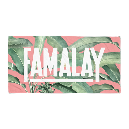 Towel - FAMALAY