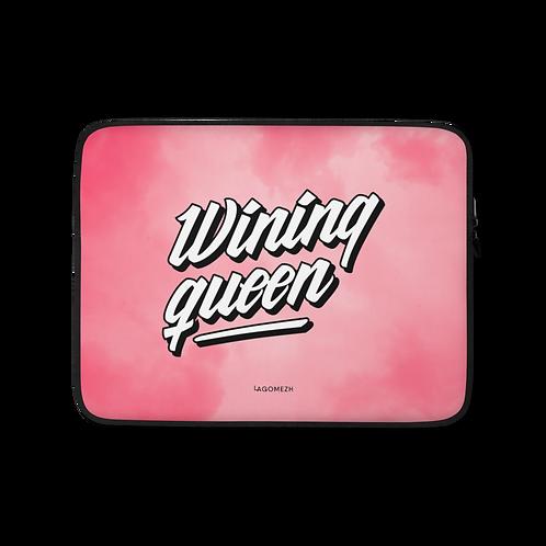 Laptop Sleeve - WINING QUEEN