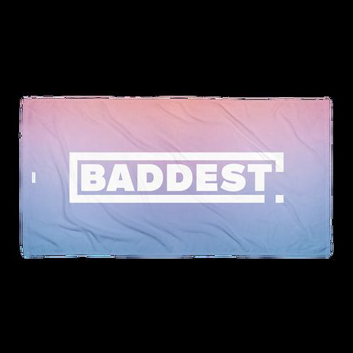 Towel - BADDEST