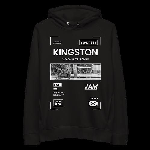 Unisex hoodie - KINGSTON