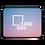Thumbnail: Laptop Sleeve - EASE OFF