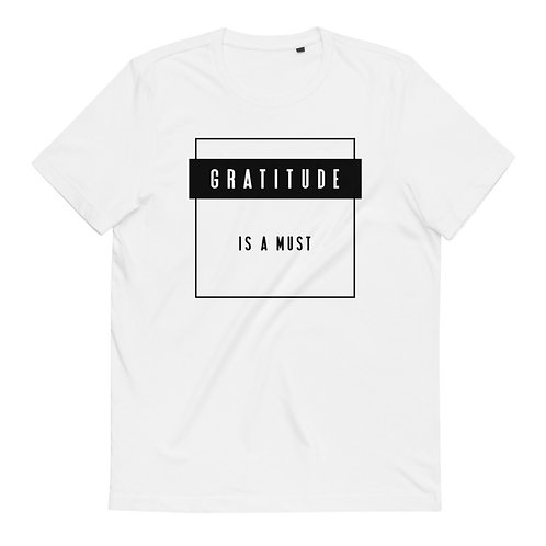 SHIRT UNISEX - GRATITUDE