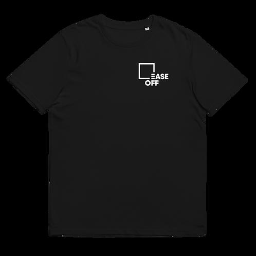 EASE OFF - Unisex organic cotton t-shirt