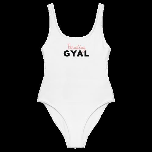 Einteiliger Badeanzug - Trending GYAL