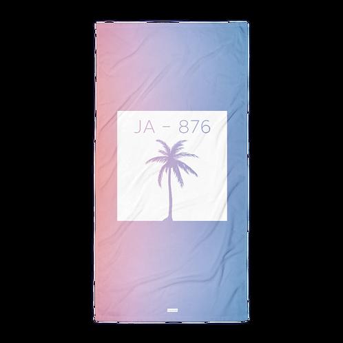 Towel - JA 876 PALM