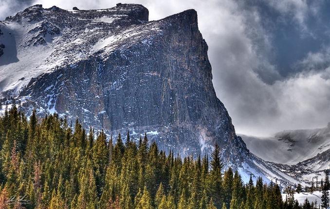Hallett Peak (RMNP)