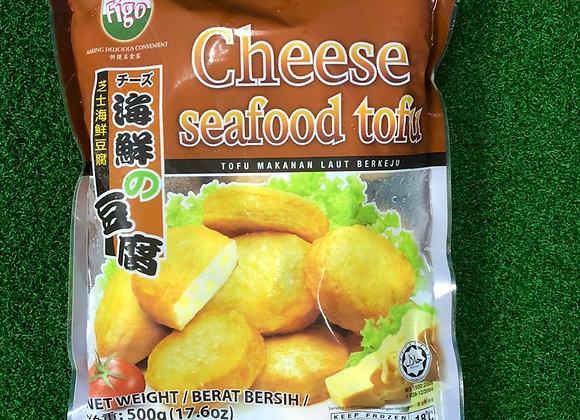 FIGO SEAFOOD CHEESE TOFU 海鲜芝士豆腐 500G