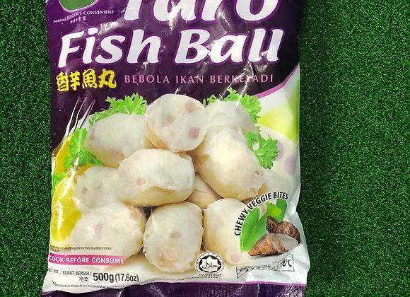 FIGO TARO BALL 芋头丸 500G 24PCS