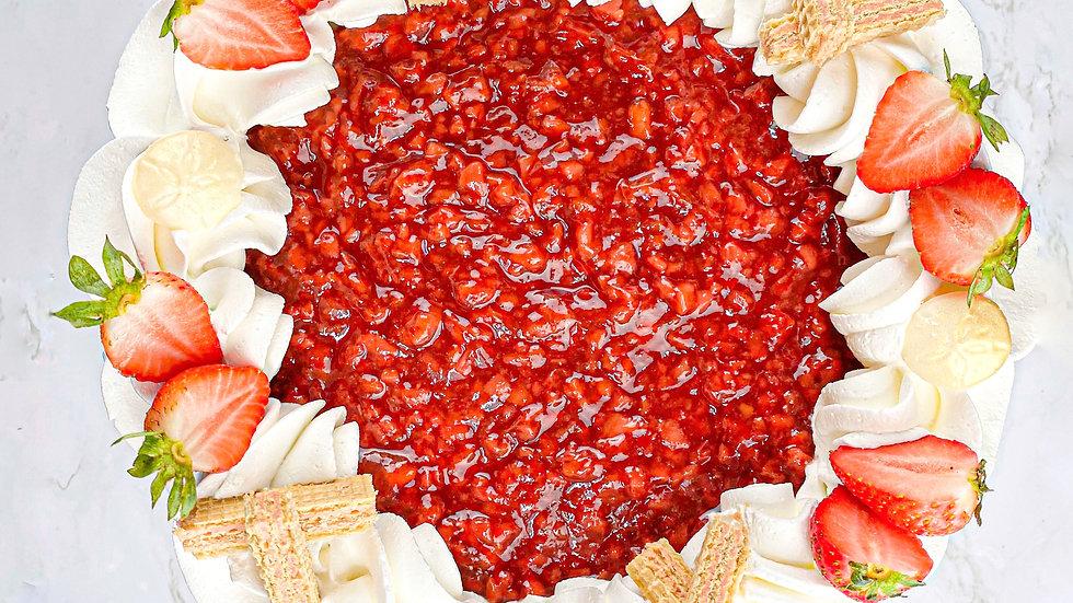 Guava Luva's Cheesecake