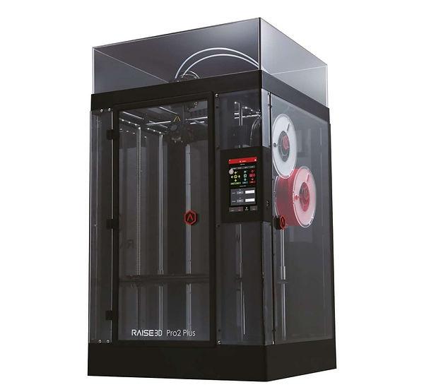 Raise3D Pro2 Plus 3D-Drucker mit Dual-Ex