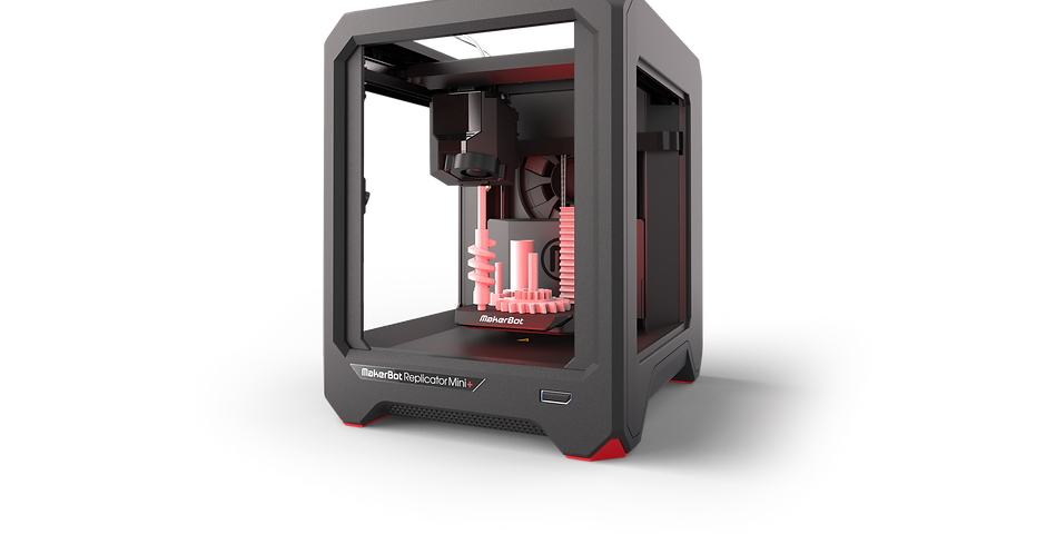 MakerBot Replicator Mini+ - FDM