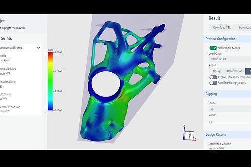 ParaMatters CogniCAD Expert INTRO - Generatives Design
