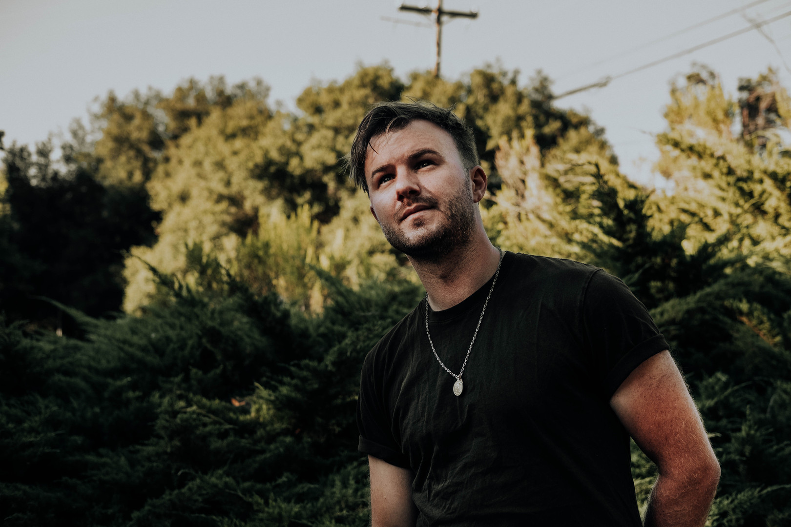 Johnny Ashby Music In Bloom Press Shot 4