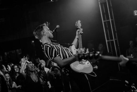 Johnny Ashby Live at Troubadour 2020 / Jovanna Reyes