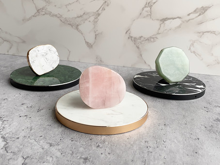 Marble Wireless Phone Chargers