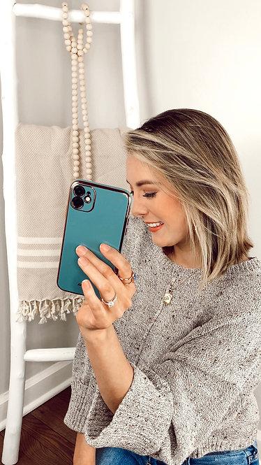 Sky Blue Phone Case