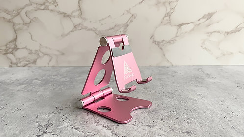 Rose Gold Phone Stand Dock