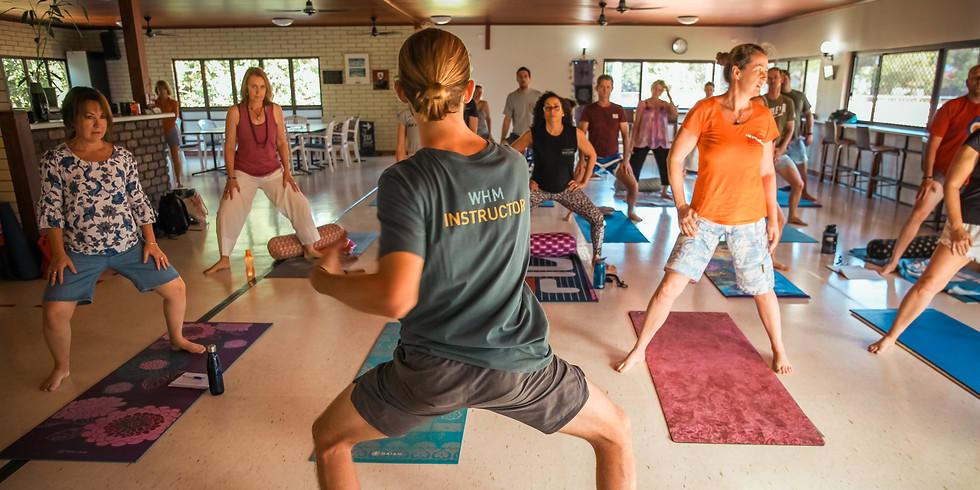 Wim Hof Method at The Yoga School