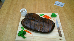 T-Bone Steak Cake