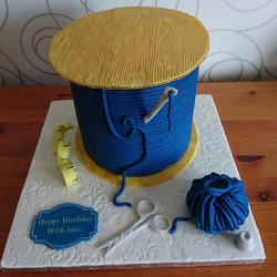 Bobbing Cake