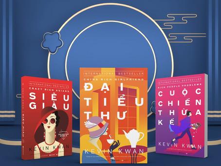 Review Bộ Sách – Giới Siêu Giàu Châu Á (Crazy Rich Asians)